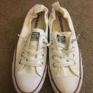 Size 7 new converse